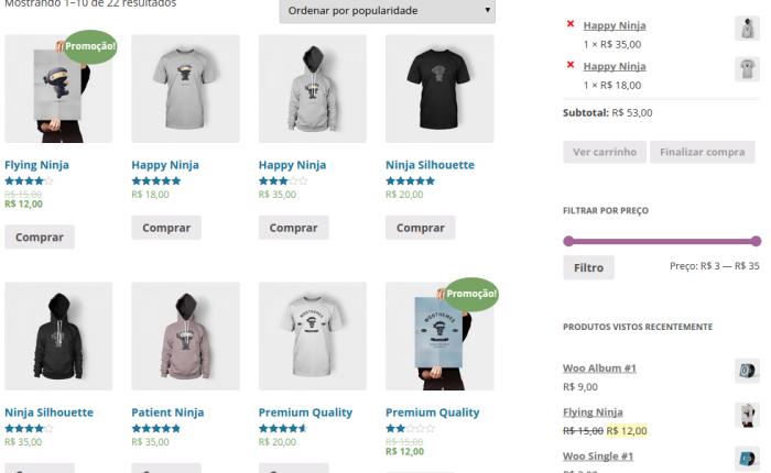 WooCommerce: Conheça algumas das mudanças visuais da versão2.3