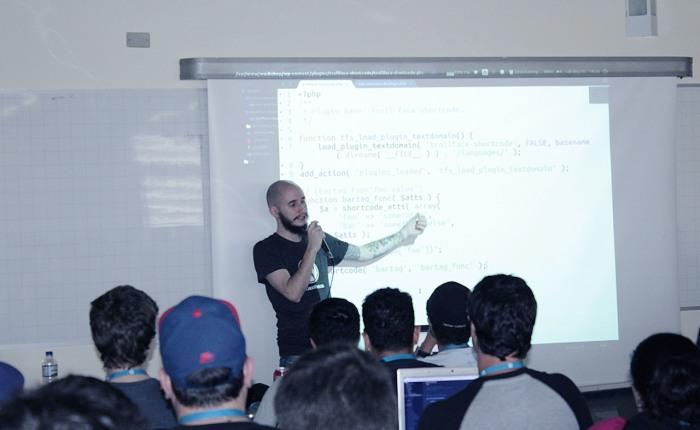 Slides e código do meu workshop no WordCamp São Paulo2016